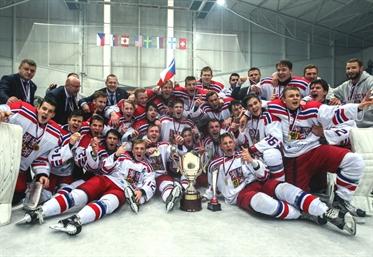 Hlinka Cup stays at home