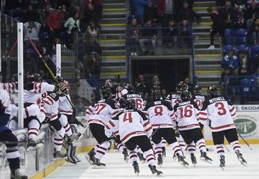 Canada wins thriller in OT