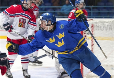 Sweden, U.S. win in Spisska